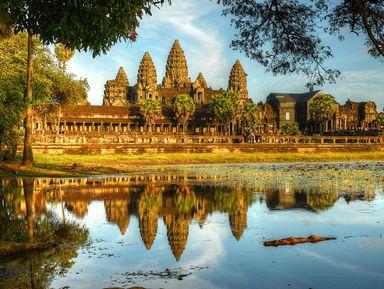 Загадочный Ангкор: ребус древних кхмеров
