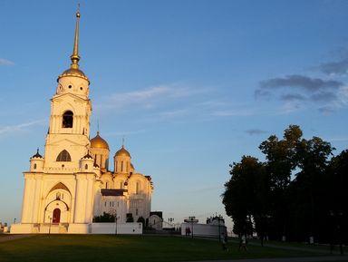 Прогулка по центру Владимира