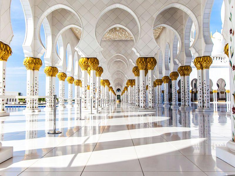 Экскурсия Один день в сказочном Абу-Даби