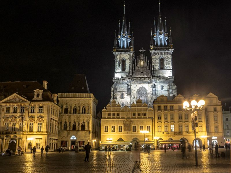 Мистическая Прага