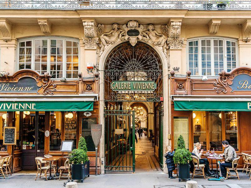 Экскурсия Пассажи Парижа