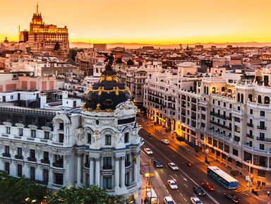 Ежедневная прогулка по Мадриду за €20