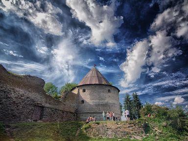 """Экскурсия """"Покорить крепость Орешек"""": фото"""