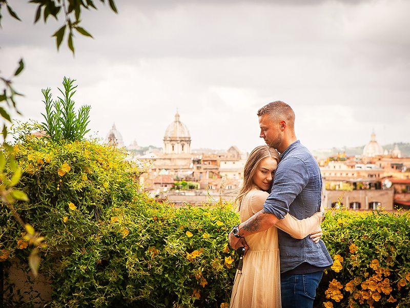 Экскурсия Фотосессия и увлекательная прогулка в центре Рима