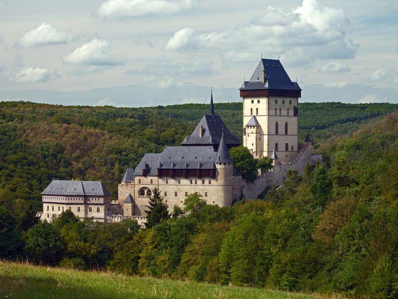 Экскурсия Чудеса Святой Горы и средневековый Карлштейн