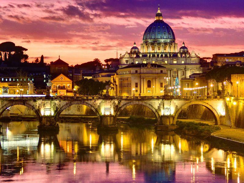 Экскурсия Сказки ночного Рима