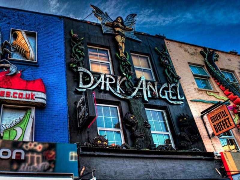 Экскурсия Camden Town: рок-н-ролл и пабы
