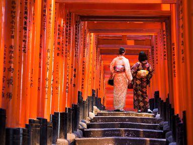 Киото — погружение в истинную Японию