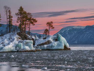 Телецкое озеро, младший брат Байкала