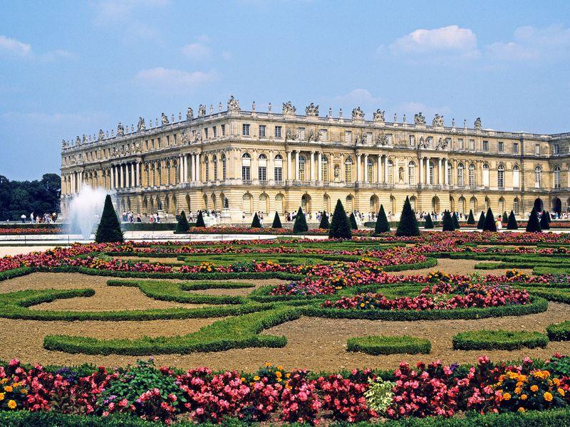 Экскурсия Версаль Великолепный