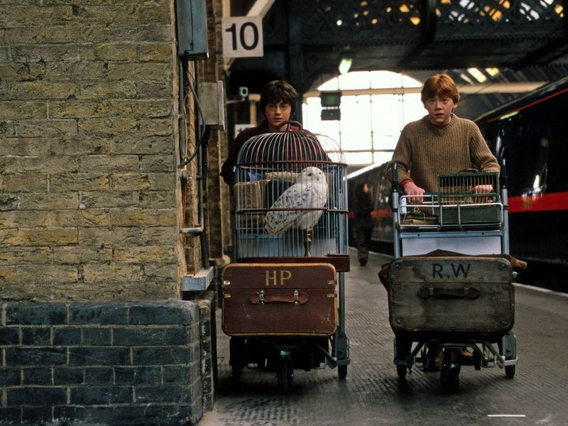 Экскурсия Гарри Поттер на улицах Лондона