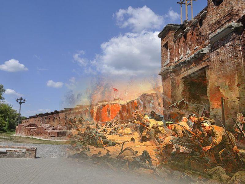 Брестская крепость. Июнь 1941 года