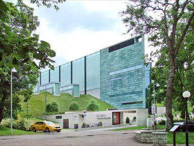 Экскурсия : Шедевры музея KUMU