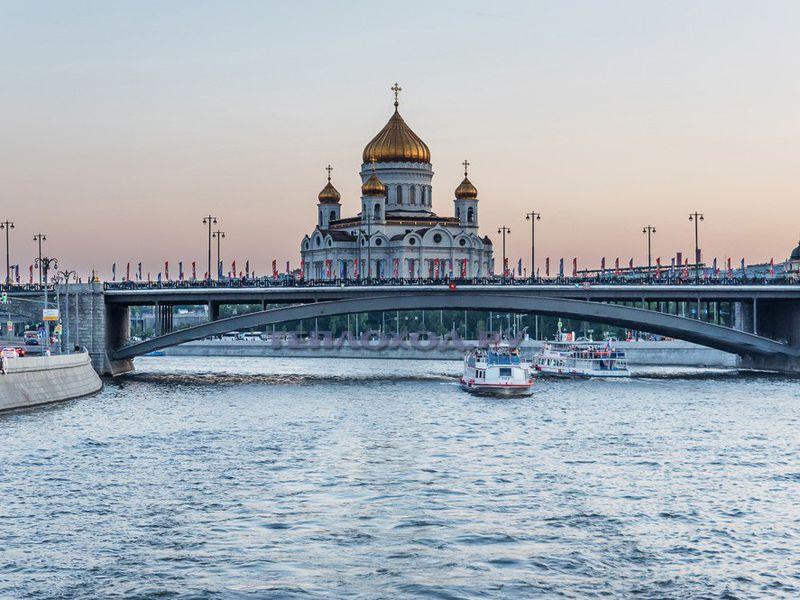 Экскурсия Круиз по Москве-реке для взрослых и детей