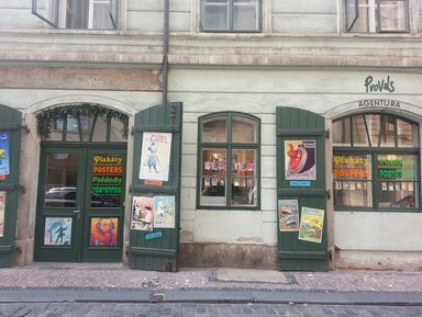 Винтаж в Праге