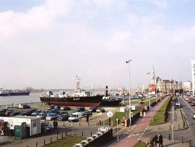 Историческая прогулка по Антверпену