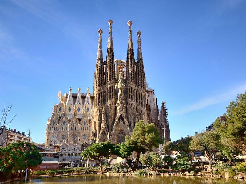 Экскурсия Пешком по Барселоне