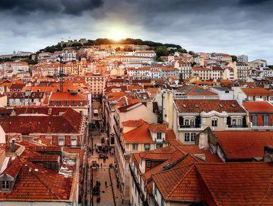 Лиссабон — знакомство c городом