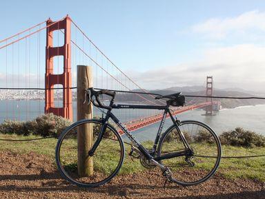 Испытать настоящее вело-приключение в Сан-Франциско