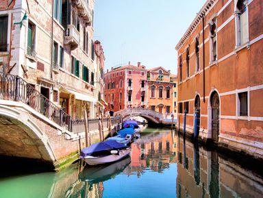 Венеция — от площади Сан-Марко до моста Риальто