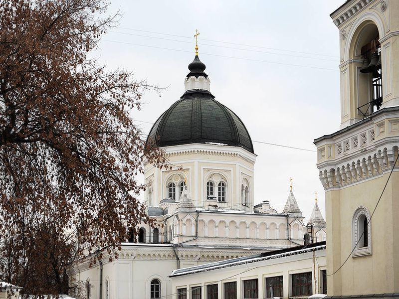 Экскурсия Москва непарадная, приветливая, милая