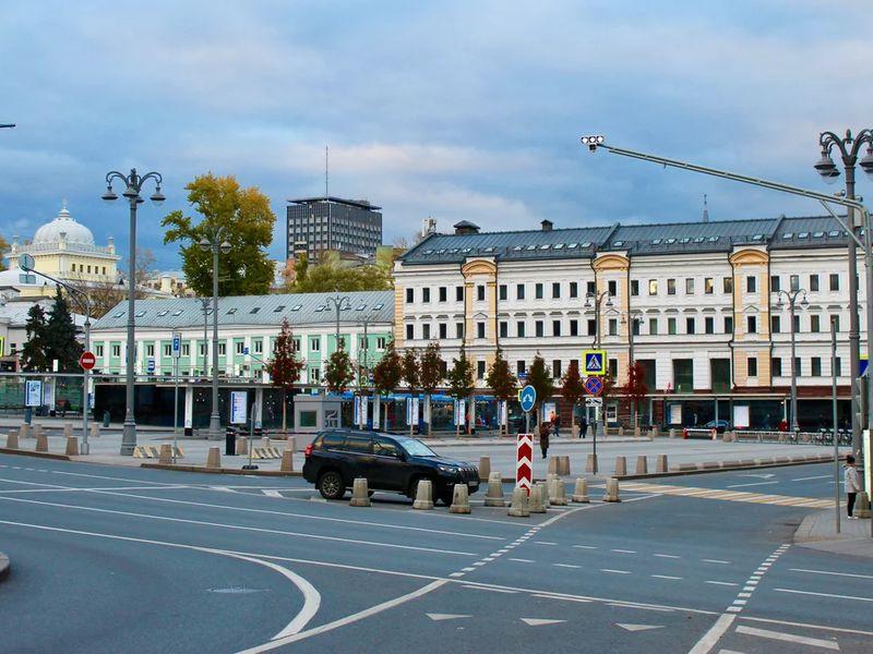 Москва непарадная, приветливая, милая