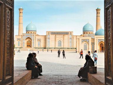 Экскурсия в Ташкенте: Самобытный Старый Ташкент