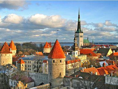Экскурсия по средневековому Таллину