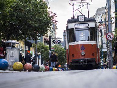 Стамбул азиатский: мода, контрасты, традиции