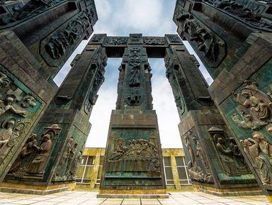 Грузинский Стоунхендж ипервые храмы Иберии