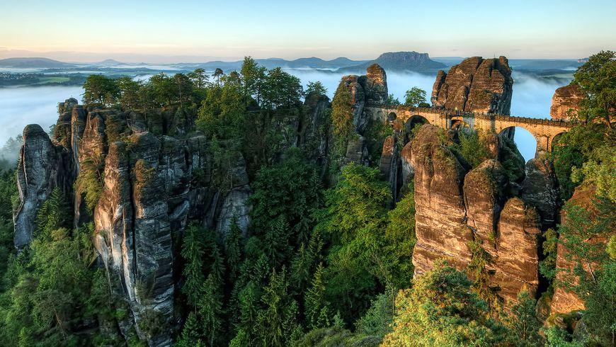 Из Праги — в Саксонскую Швейцарию! — необычные экскурсии в Праге