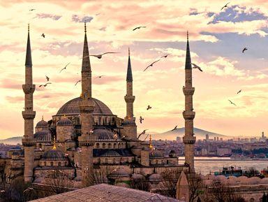 Весь Стамбул за 1 день