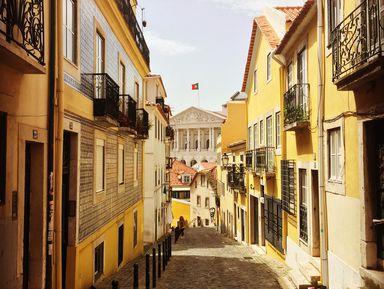 Лиссабон от Одиссея до Криштиану Роналду!