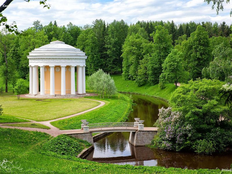 Экскурсия Путешествие в Павловск