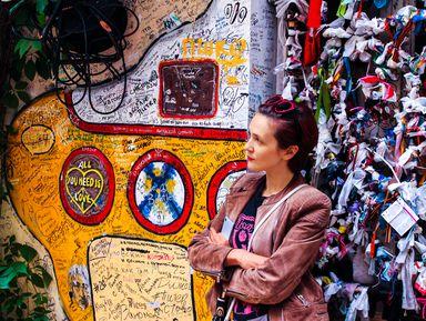 """Экскурсия """"Рок на века: история ленинградского рок-подполья"""": фото"""