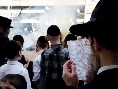 Бней-Брак. Знакомство с ортодоксальным укладом жизни Израиля