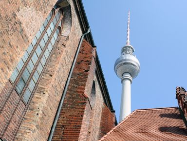 Экскурсия : Прочувствовать характер Берлина
