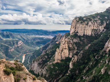 ВМонсеррат— монастырь усамого неба