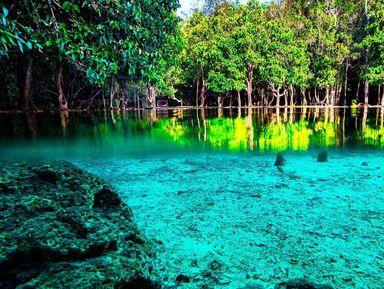 Путешествие кИзумрудному озеру иХраму Тигра