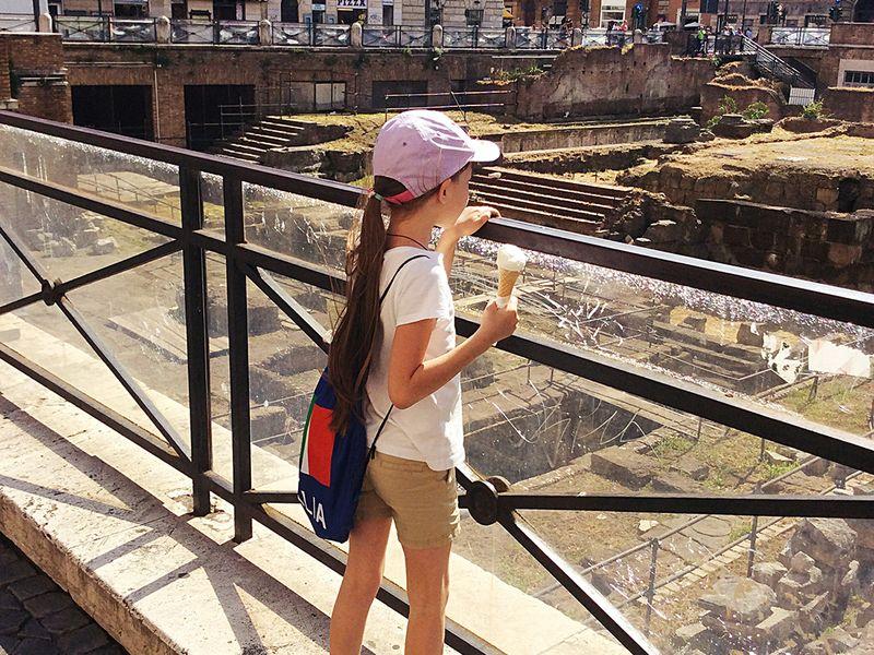 Экскурсия Экскурсия-квест по Риму для детей
