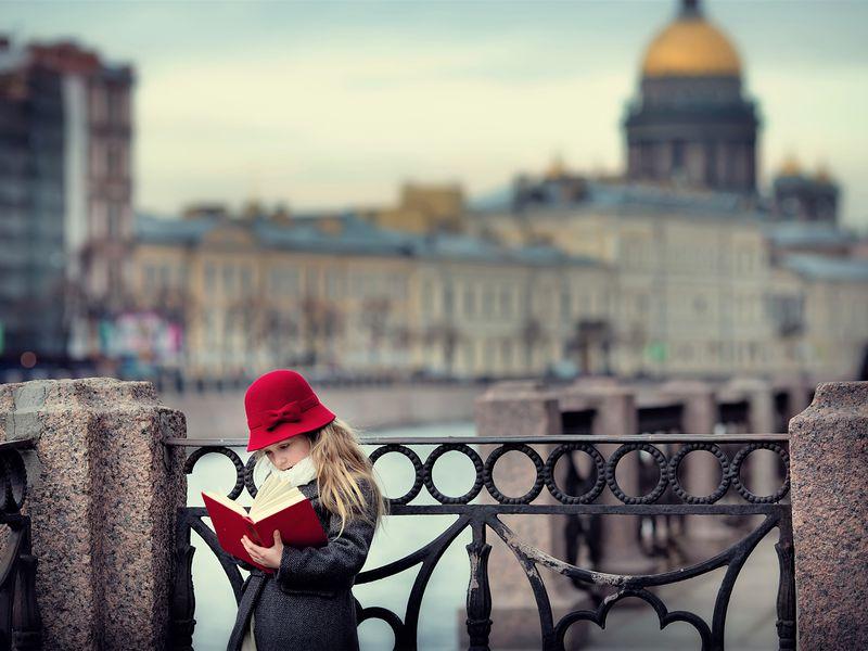 Экскурсия Литературный Петербург. Ожившая классика на улицах города
