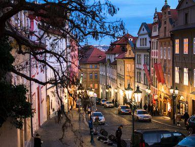 Прага светерком: авто-пешеходная экскурсия
