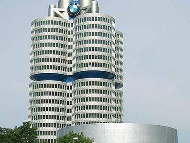 Индивидуальный тур на завод и в музеи BMW (БМВ)