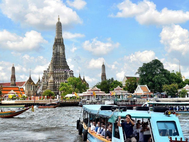 Экскурсия Первый день в Бангкоке