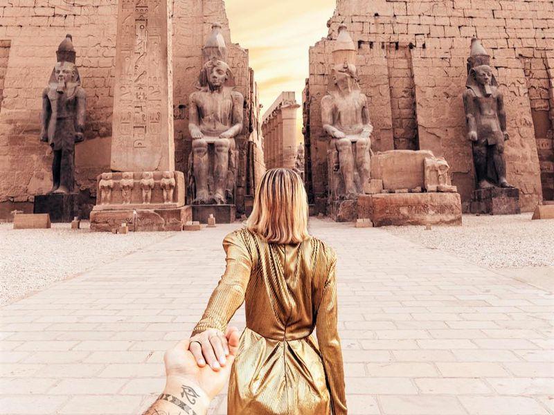 Путешествие в Луксор