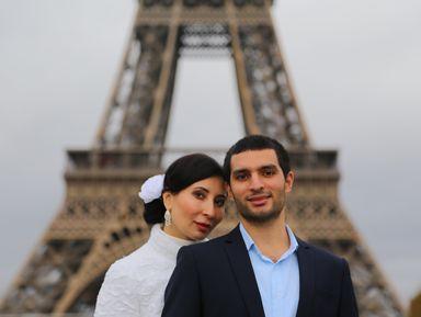 Праздник любви в сердце Парижа