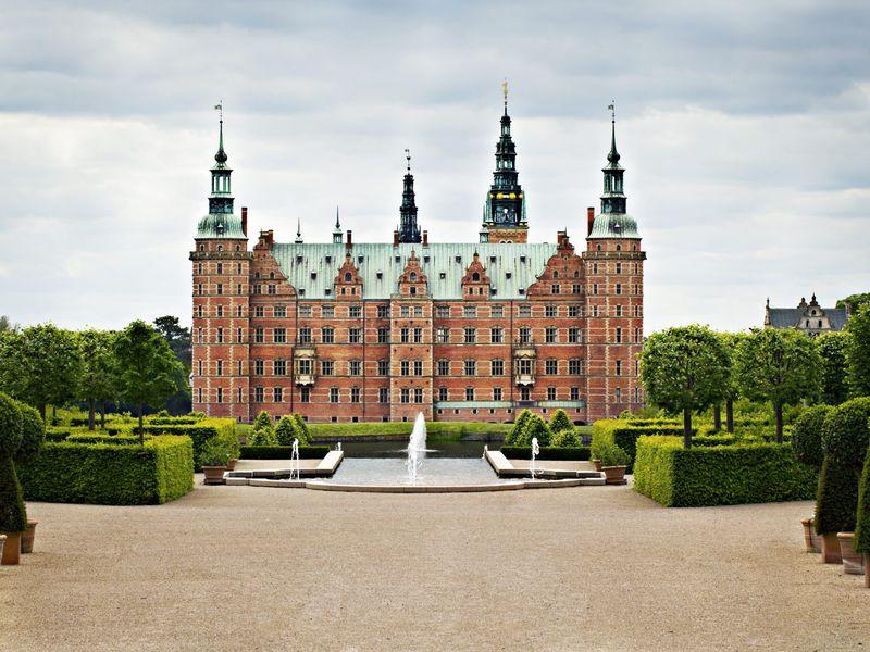 Экскурсия Замок Фредериксборг, или скандинавский Версаль