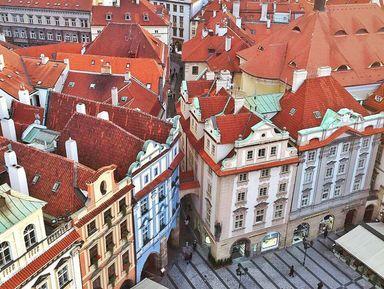 Прага глазами местного жителя за €24