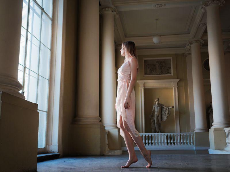 Экскурсия Фотосессия и экскурсия в Петербургской академии художеств