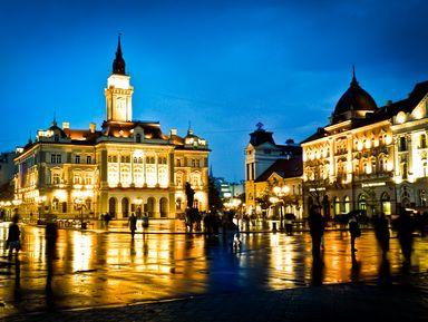 Экскурсии и гиды - Нови-Сад